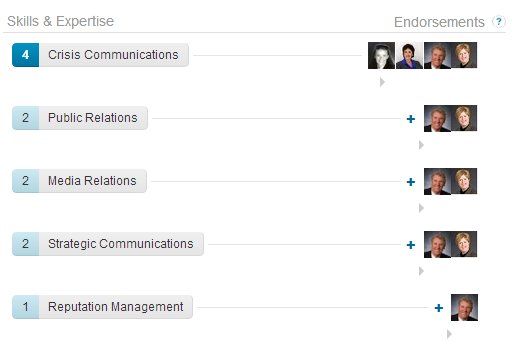 How to remove my endorsement of someone's skills on LinkedIn