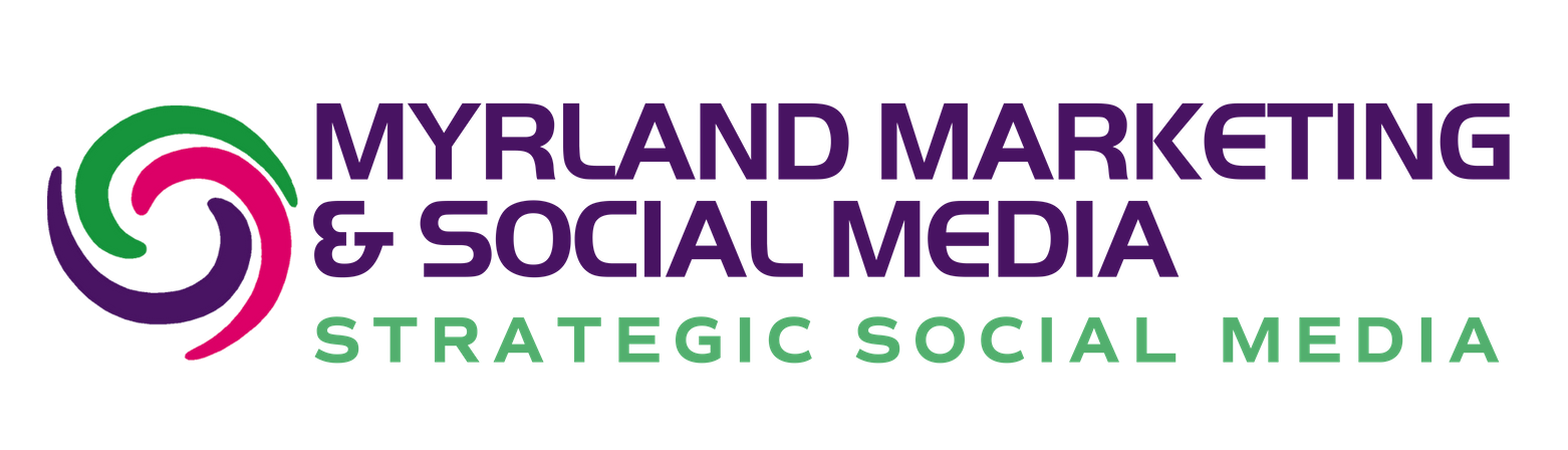 The Myrland Marketing Minute Blog by @NancyMyrland